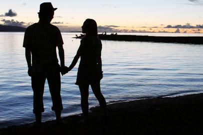 仲良い夫婦でも浮気の疑い