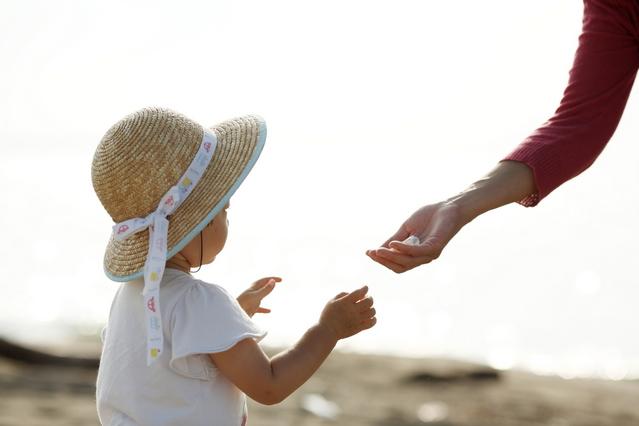 子どもの成長に一番良い家庭環境を(イメージ)